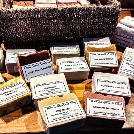 Picture for category Rose Cottage Soap