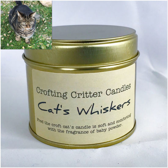 Cat's Whiskers Candle