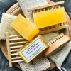Honey and Lemongrass Soap
